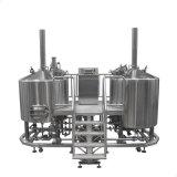 ターンキー500Lマイクロビールビール醸造所装置