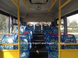 Nuovo bus posteriore del motore di Shaolin 35-38seats 8.6m