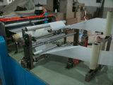 Máquina de impresión de papel de papel higiénico de dos colores de alta velocidad