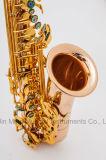 Kupfer-/Rosen-Messingalt-Saxophon-sehr gute Qualitätshersteller