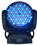 discoteca Wash Lighting di 108* 3W LED Moving Head Event Party