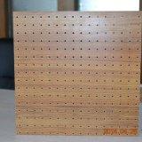 Painel acústico de madeira Grooved não combustível do MGO