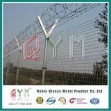 Frontière de sécurité d'aéroport de fil de frontière de sécurité de treillis métallique d'aéroport/rasoir de haute sécurité