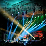 Ce RoHS Sharpy Luz 7R Palco Moving Head feixe 230