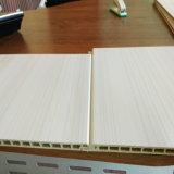 Панель стены материалов украшения деревянная пластичная составная