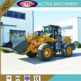 판매를 위한 5 톤 바퀴 로더 기계장치