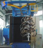 3トンの工作物のためのQ37ホックのタイプ空気のないショットブラスト機械