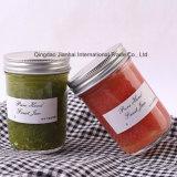 Weinlese-Küchenbedarf-Glasgelee-Marmeladen-einmachendes Maurer-Glas