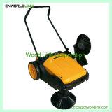 40L mano empujar fácil mover Sweeper Máquina de limpieza