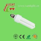 Precio de fábrica 3ut4-25W E27 CFL, lámpara ahorro de energía