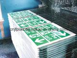 Лист ABS для печатание Thermoforming и рекламировать
