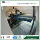 Gg 기중기 2 포스트 수압 승강기 지면 높은 차 주차 (2T에 3T)