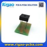 Prüfung eines Leiterplatte Fr4 doppelten mit Seiten versehenen Schaltkarte-Lieferanten von Shenzhen