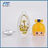 Botella de perfume recargable de cristal portable de 20 marionetas japonesas lindas del ml