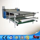 Máquina de prensa de calor rodillo multifunción