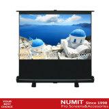 Beweglicher Projektions-Bildschirm-wasserdichter weißer beweglicher Fußboden-Projektor-Mattbildschirm