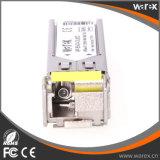 GLC-bx-D-80 compatibele 1000Base Tx 1550nm/Bx 1490nm SFP BIDI Zendontvanger 80km