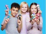 Spielzeug-Finger-Fallhammer-Spielzeug-elektronischer intelligenter kreativer Fingerspitze-taktilfallhammer der neuen Fisch-Kinder