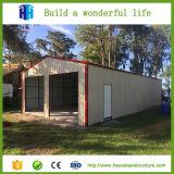 Projet de construction en acier d'atelier de bâti d'acier de construction de Heya