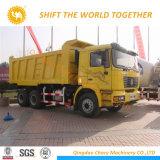 Shacman 대형 트럭 Delong 트럭 Newm3000 6*2 덤프 트럭