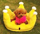 Hond de van uitstekende kwaliteit Cushion&Bed van het Huisdier van het Ontwerp van de Kroon