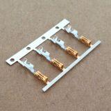 Borne 1-66103-8 de câble de placage à l'or