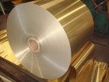толщиная Глубок-Обрабатывая алюминиевая фольга ярлыка пива 8011-O