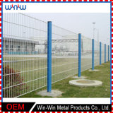 중국은 임시 금속 와이어 단철 백색 말뚝 울타리를 공급한다
