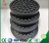 NR Gummiauflagen für Steckfassungen und Anheben mit Schutz-Funktion