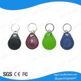Alta qualidade 125kHz 13.56MHz RFID Key Fobs Tags