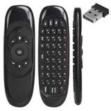 Ratón Aire mando a distancia de control remoto de TV DVB inalámbrica Bluetooth 2.4G