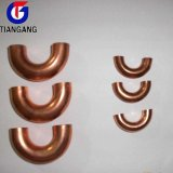 Cotovelo de cobre C11000 da tubulação, C10200, C12200, C12000