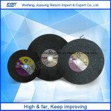 바퀴 절단 디스크를 자르는 높은 Qualtiy 편평한 금속 절단 디스크