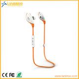 La tecnología inalámbrica en la oreja los auriculares Bluetooth para gimnasio, la ejecución de los chips de CRS Manos Libres multipunto