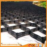 Cor preto 150mm Geocells HDPE com orifícios