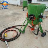 Máquina de jacto de areia abrasiva portátil
