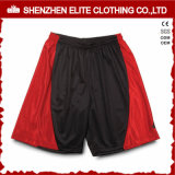 Shorts de basket-ball de sublimation masculine avec poches
