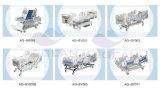 AG-BMS101b mit reizbarem medizinischem manuellem Klinik-Bett des Entwässerung-Haken-2