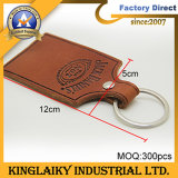 Promotional Gifts (KRR-001A)를 위한 Design 새로운 PU/Leather Key Chain