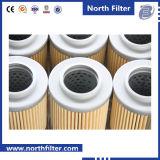 Cilindro plissado do filtro do cartucho da celulose da turbina de gás