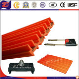 PVC Seamless Flexible Conduction Power Rail para Crane