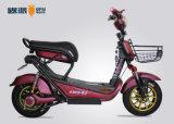 vespa adulta elegante del pedal 500W, bici eléctrica de la ciudad con el solo asiento