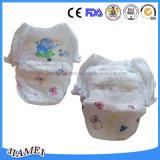 중국 공장 가격을%s 가진 처분할 수 있는 아기 기저귀