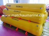 Sacs d'eau de levage d'essai de chargement de bateau de sauvetage de sac d'eau de sûreté