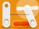 Mini USB amovible côté magnétique de charge du ventilateur de pulvérisation