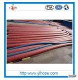 le fil d'acier de 6sp 102mm s'est développé en spirales boyau en caoutchouc de forage