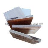 Madera contrachapada chapeada china para los muebles y la decoración