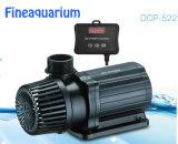 DC24V da bomba de água de aquários lagoas com fluxo exibindo 5000L/H