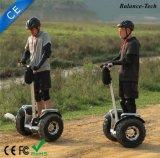 De ingebouwde GPS Zelf In evenwicht brengende Elektrische Verwijderbare Batterij die van de Autoped Elektrische Autoped vouwt