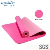 Cork TPE van de hoogste Kwaliteit draagt de Natuurlijke 6mm Dikke AntislipMat van de Yoga met Riem